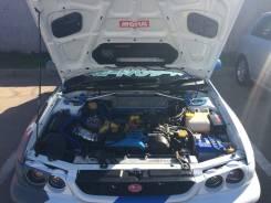 Интеркулер. Subaru Impreza, GC8, GF8
