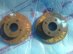 Диск тормозной. Nissan Sunny, SB15, B15, JB15, FNB15, FB15, QB15