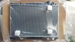 Радиатор охлаждения двигателя. Nissan Cedric, PY33, Y33, JPY33 Nissan Leopard, JPY33 Двигатели: VG30E, VQ30E