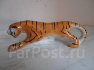 Статуэтка тигр СССР. Оригинал
