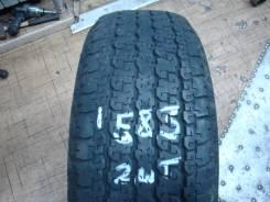 Bridgestone Dueler H/T D689. Всесезонные, износ: 10%, 2 шт