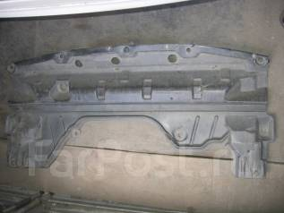 Защита двигателя. Nissan Teana