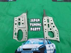 Крепление магнитолы климат контроля jzx100 Chaser Cresta Mark II. Toyota Mark II, JZX100 Toyota Cresta, JZX100 Toyota Chaser, JZX100