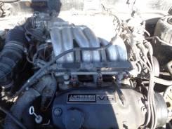 Двигатель. Mitsubishi Diamante Двигатель 6G71