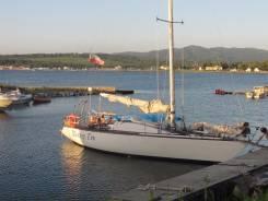 Яхта лэс-35. Длина 11,35м., Год: 1989 год