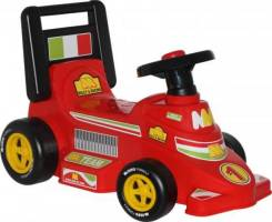 """Каталка-автомобиль гоночный """"Трек"""" 64см"""