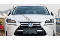 Молдинг решетки радиатора. Lexus NX200t, AGZ10, AGZ15 Lexus NX200, ZGZ10, ZGZ15 Lexus NX300h, AYZ15, AYZ10 Lexus NX200T/300H, AGZ15L, ZGZ15L
