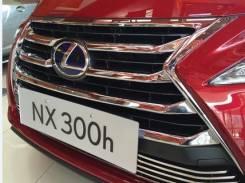 Решетка радиатора. Lexus NX200t, AGZ10, AGZ15 Lexus NX200, ZGZ10, ZGZ15 Lexus NX300h, AYZ15, AYZ10 Lexus NX200T/300H, AGZ15L, ZGZ15L