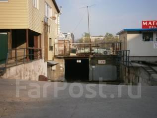 Продам подземный гараж пер. Владивостокский в Хабаровске. р-н Центральный, 25 кв.м., электричество