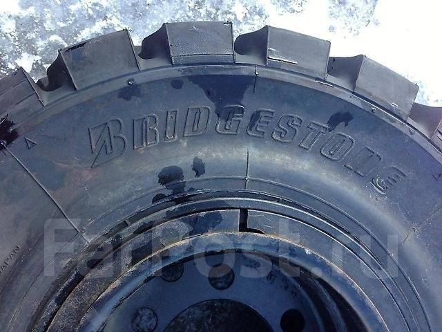 21/8-9/6.00 Bridgestone новые с дисками. На погрузчик. x9