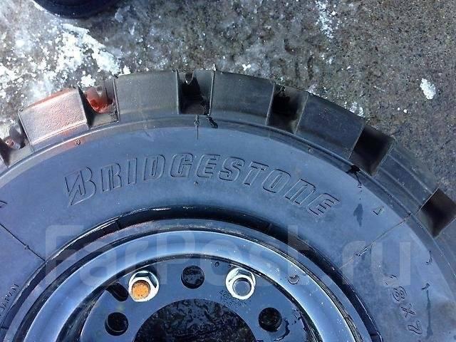 "18/7-8/4.25 Bridgestone новые на погрузчик. x8"""