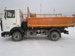 МАЗ 457043-335. Автомобиль МАЗ-457043-325 С/С (Самосвал), 4 750 куб. см., 4 800 кг.