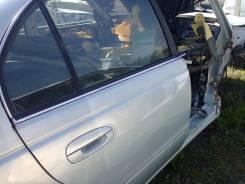 Дверь багажника. Mitsubishi Eterna, E52A