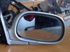 Зеркало заднего вида боковое. Mitsubishi Eterna, E52A