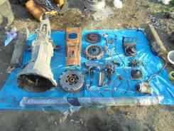 Механическая коробка переключения передач. Nissan Fairlady