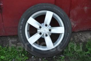 Колеса литые Rundo 5х120 205 55 R16 BMW. 7.0x16 5x120.00 ET35 ЦО 72,6мм.