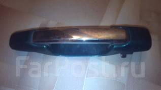 Накладка на ручки дверей. Subaru Forester, SF5