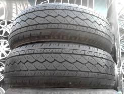 Bridgestone R600. Летние, 2001 год, износ: 5%, 2 шт