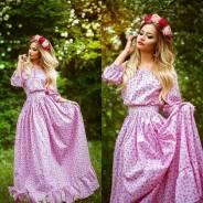 Платья. 46