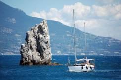 Отдых на море, доставка на острова, рыбалка. 80 человек, 50км/ч