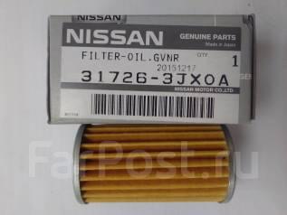Фильтр автомата. Nissan: Juke, Qashqai, March, Tiida, Note Renault Fluence Двигатели: HR16DE, HR12DE