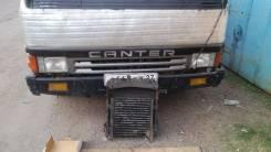 Радиатор охлаждения двигателя. Mitsubishi Canter, FE437EV, 4D33 Двигатель 4D33