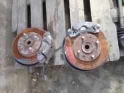 Суппорт тормозной. Mitsubishi Galant, E32A, E33A, E37A, E35A, E34A, E31A, E38A