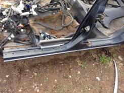 Порог пластиковый. Toyota Corolla, AE100 Двигатель 5AFE