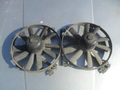 Вентилятор охлаждения радиатора. Mercedes-Benz E-Class, W124