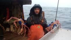 Мастер добычи рыбы. Средне-специальное образование, опыт работы 1 год