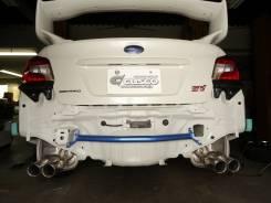 Лонжерон. Subaru Impreza WRX STI