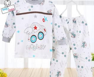 Пижамы. Рост: 74-80, 86-98, 104-110 см