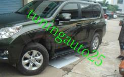Порог пластиковый. Lexus GX460, SUV, URJ150 Toyota Land Cruiser Prado, GDJ150W, GDJ151W, TRJ150, KDJ150L, GRJ150W, GRJ151W, TRJ150W, SUV, GDJ150L, GRJ...