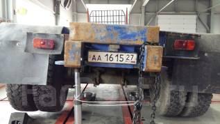 Правка рам, кузовной ремонт грузовых авто и спецтехники