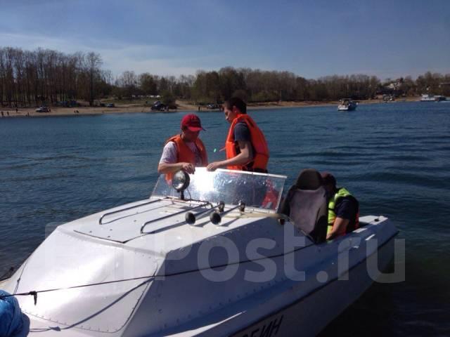 получить права на лодку иркутск