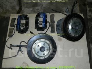 Тормозная система. Toyota Aristo, JZS161, JZS160