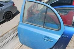 Дверь левая задняя Nissan March