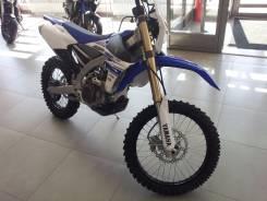 Yamaha WR 450. 450 куб. см., исправен, без птс, без пробега