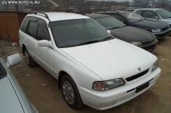 Nissan Wingroad. 10
