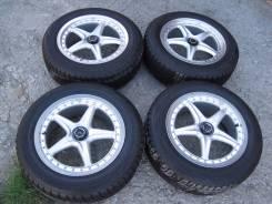 Bridgestone. 7.0x17, 5x114.30, ET43, ЦО 71,0мм.