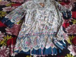 Блузки-туники. 52