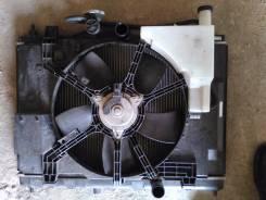 Радиатор охлаждения двигателя. Nissan Tiida, C11 Nissan AD, VY12 Nissan Wingroad, Y12, NY12 Двигатель HR15DE
