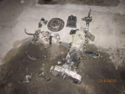 Механическая коробка переключения передач. Subaru Legacy, BE5, BH5 Двигатель EJ208
