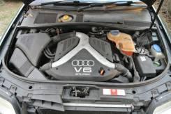 Двигатель в сборе. Audi A6 Avant