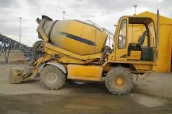 Fiori. Продам самоходный бетоносмеситель DB460 2011, 4 400куб. см., 4,00куб. м.