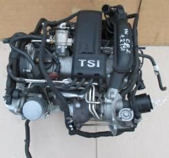 Двигатель в сборе. Audi A1 Двигатель CBZA