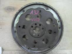Маховик. Nissan Cefiro, A32 Двигатель VQ20DE