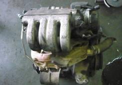 Двигатель в сборе. Volkswagen Golf Двигатель AKR