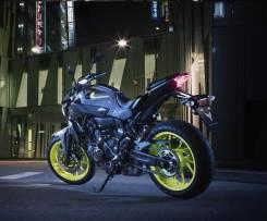 Yamaha MT-07. 689 куб. см., исправен, птс, без пробега. Под заказ