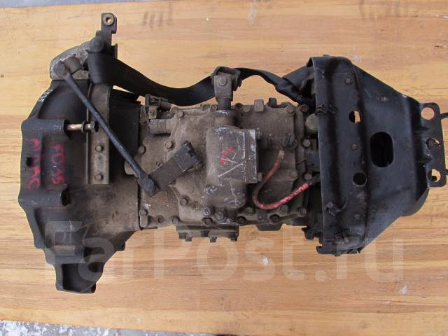 МКПП. Nissan Avenir Nissan Atlas Двигатель FD35